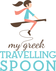 Fuelled by travel, food and a Greek soul
