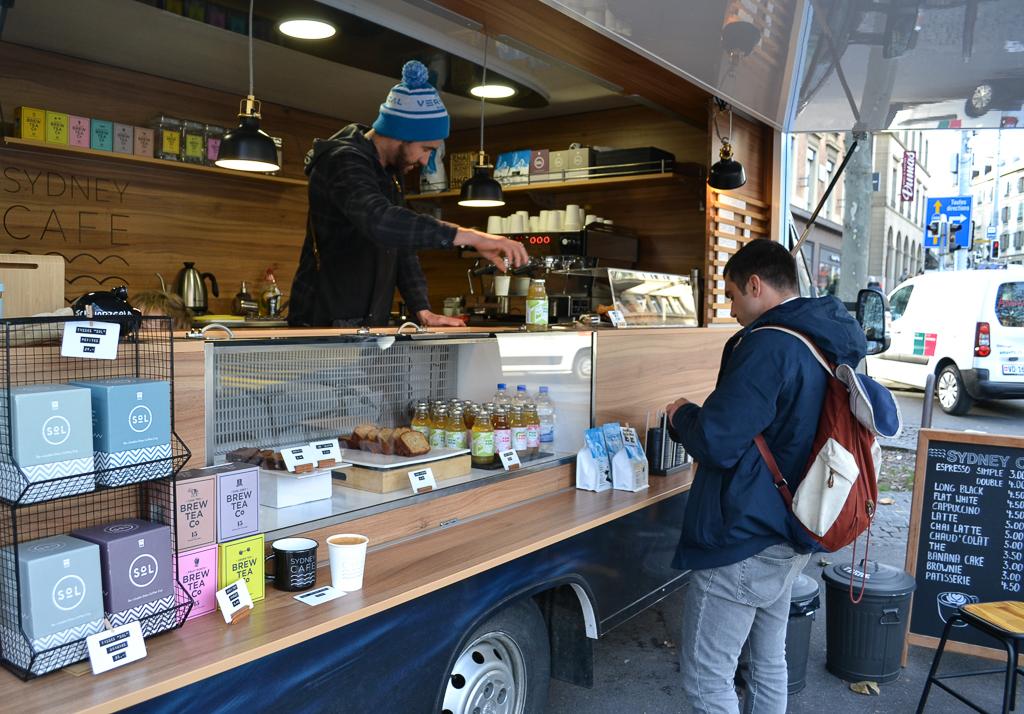 Happy customers become regulars here. (c) My Greek Travelling Spoon