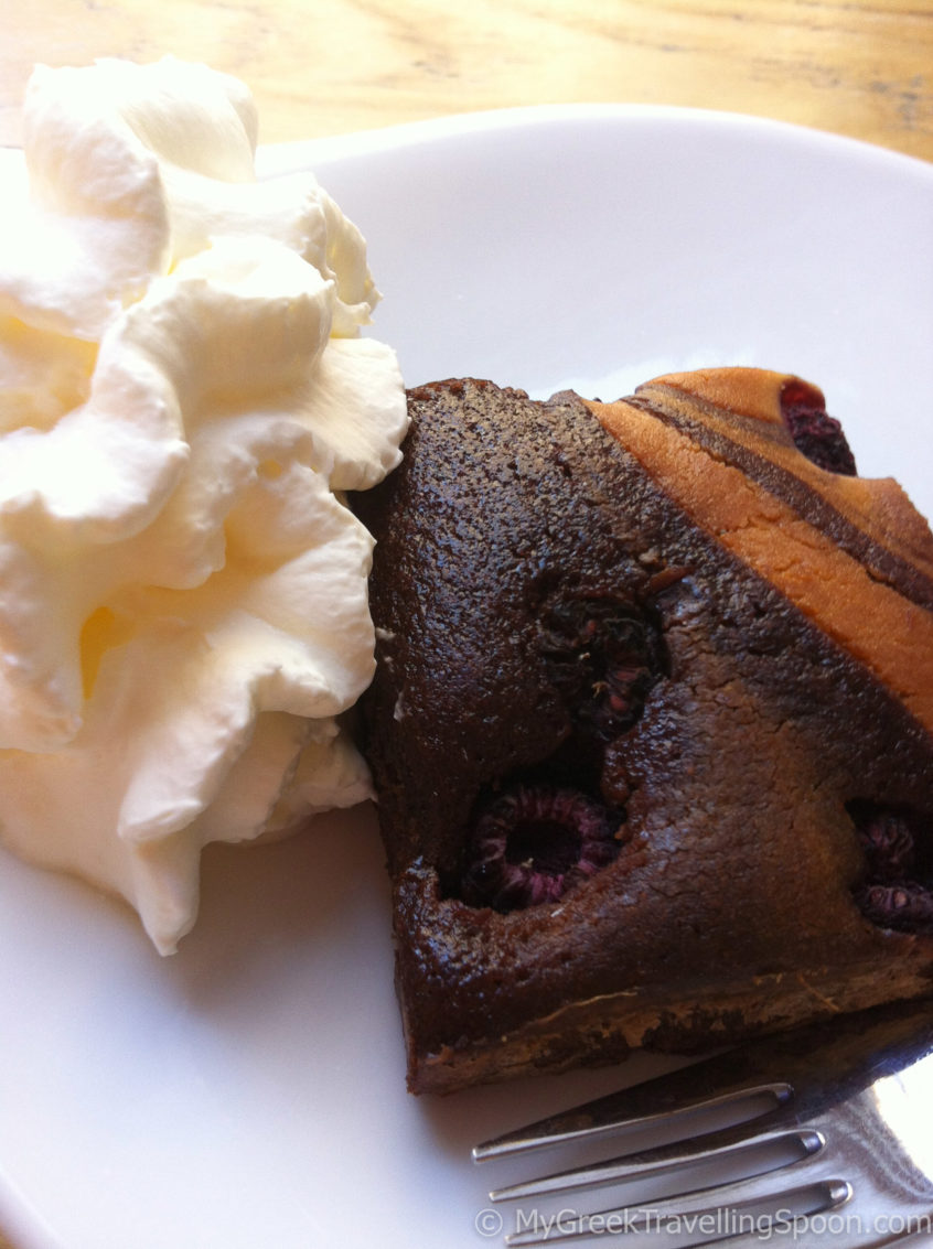 Cafe Foam - yummy pastries.