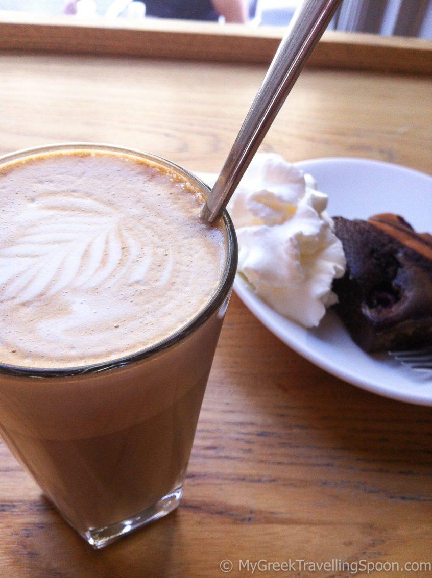 Cafe Foam- The coffee scene is great in Stockholm.