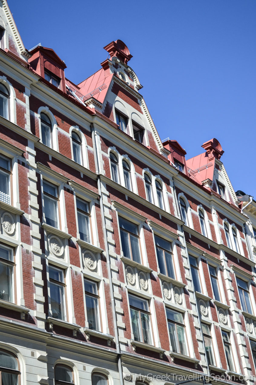 Discovering the aristocratic Ostermalm neighbourhood.